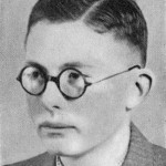 Folkert Elsinga, 19-year old Dutch Resistance member, (Killed) (Mark Lubbers collection)